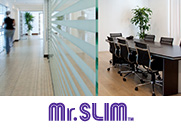 Mr Slim logo