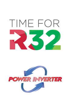 Time for R32, Power Inverter